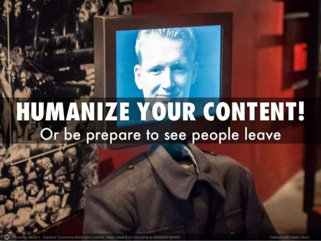 Humanize your-content