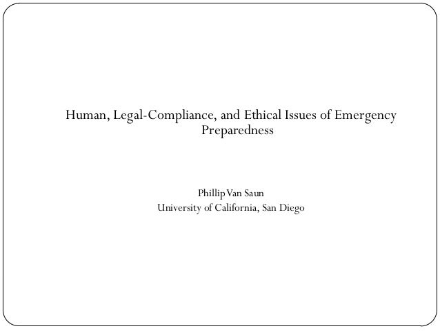 ethics legal and compliance issues in Risks of legal compliance: conflicting demands of law and ethics, 39 loy   richardson, find the bad employee: a tool can do it, privacy issues aside.