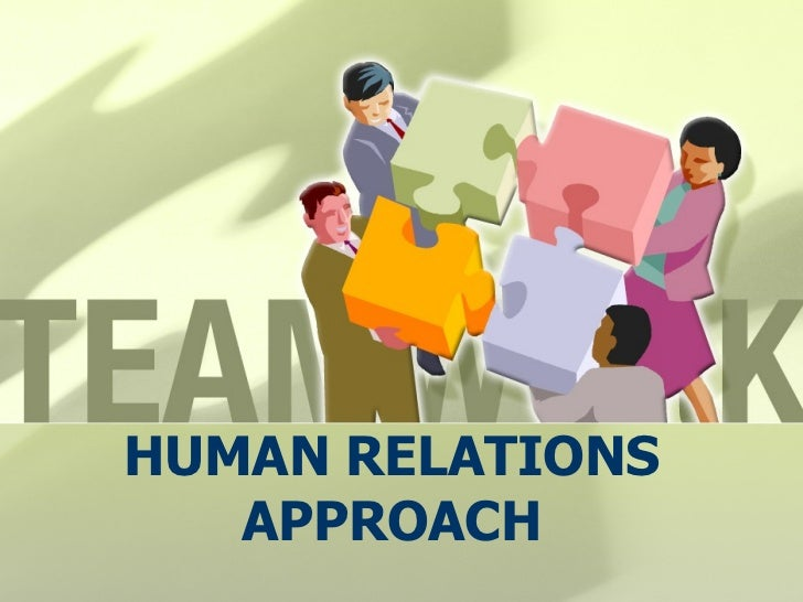 Human relations(5)
