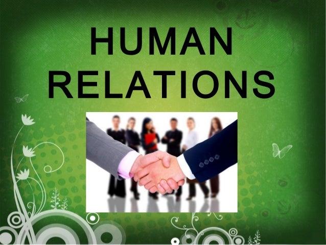 Human Relations Merle Dawn Comidoy