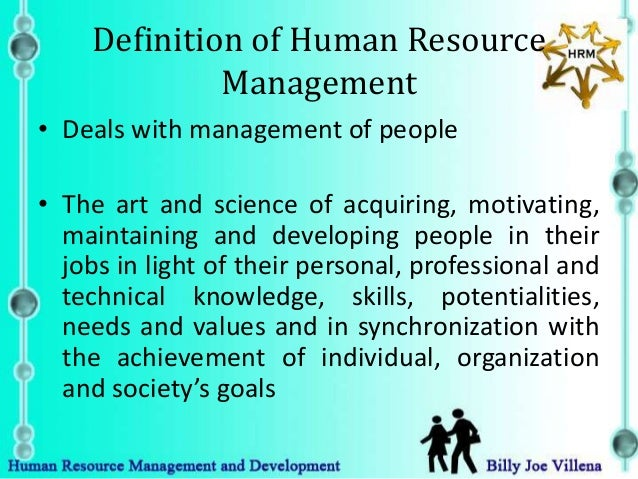 definition scope and importance of human resource development 4 the role of theory and philosophy in human resource development 71   ment component of hrd as well as the nature of the change process this sec.