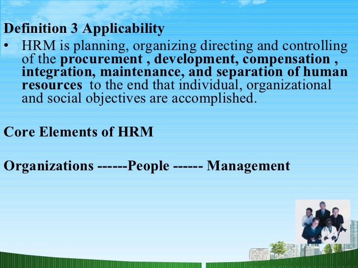 human resource management essay writing