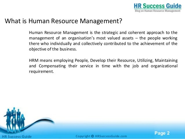 successful human resource management Recently published articles from human resource management review.