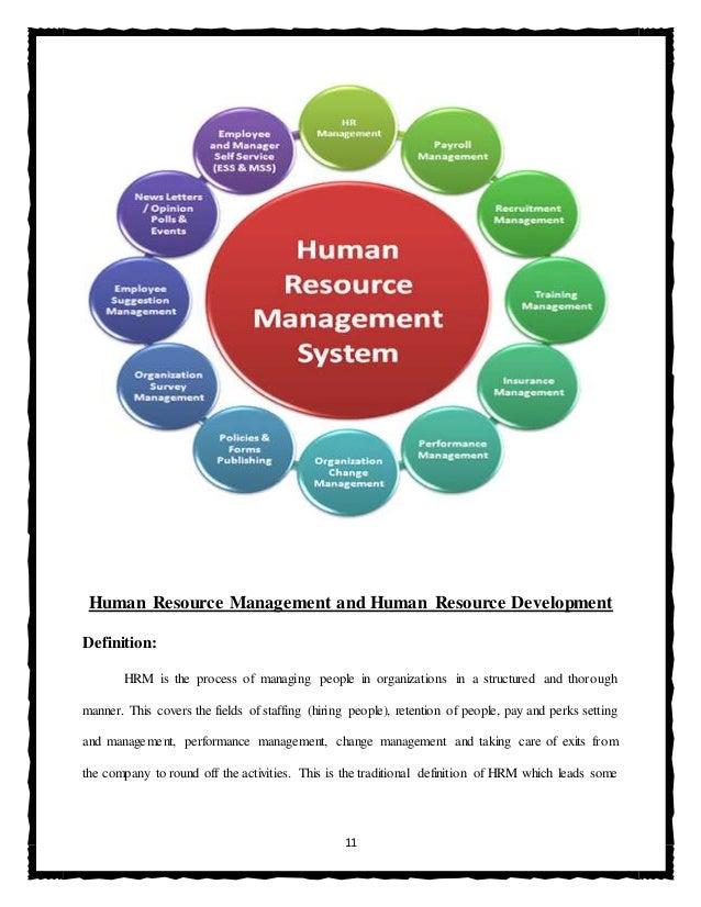 human resource management hrm essay