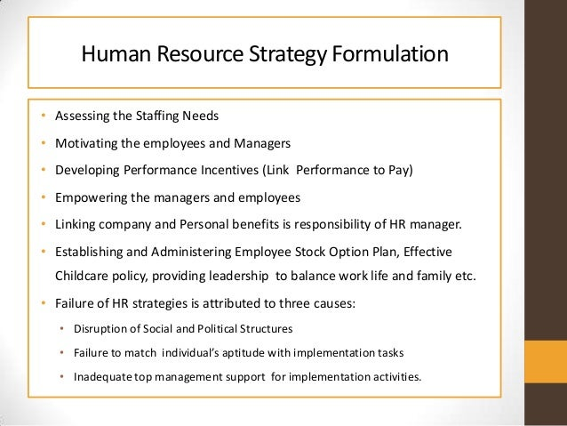 human resource activities and strategies Here is how we measured hr activities and what our research tells us about how well hr professionals are creating and creating an effective human capital strategy.