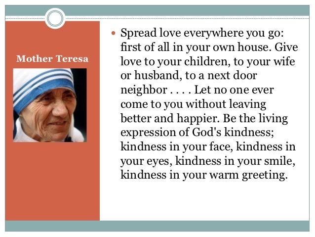 human-rights-quotes-10-638 - Spread love everywhere you go - Anonymous Diary Blog