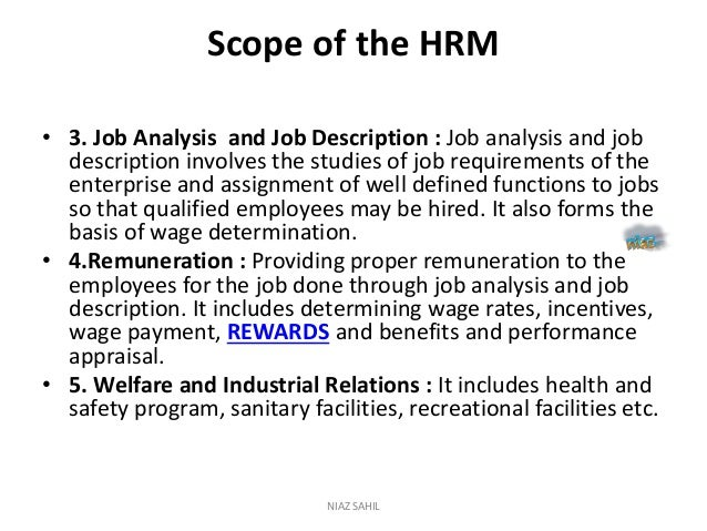 overview of hrm 2018-8-16  business management and human resources the effective management of an organisation's human resources (hr) is a critical component of its success.