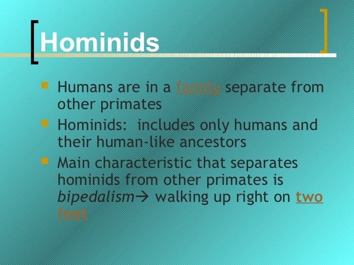 humans and other primates Grade level: 6th grade topic: man and other primates essential questions: what distinguishes man from animal what can we learn about animals from humans.