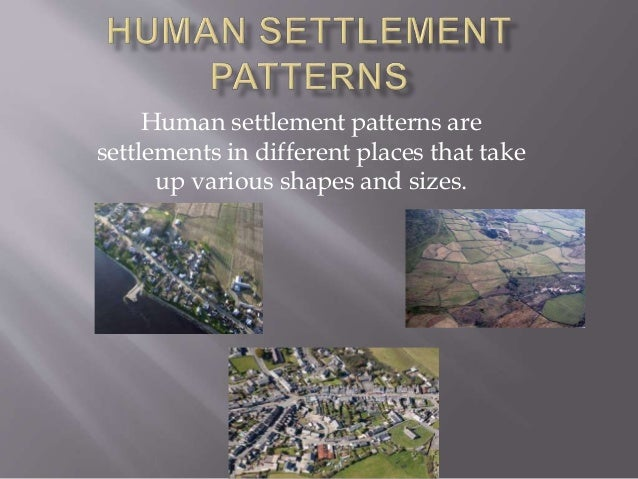 human settlement Promoting sustainable human settlements development is the subject of chapter 7 of agenda 21, which calls for 1) providing adequate shelter for all 2.