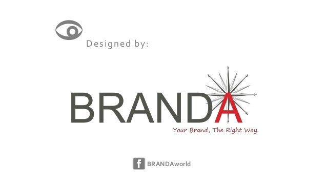 Designed by:           BRANDAworld