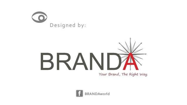 Designed by:           BRANDAworld