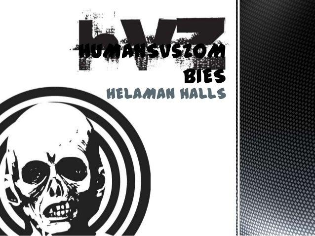HELAMAN HALLS