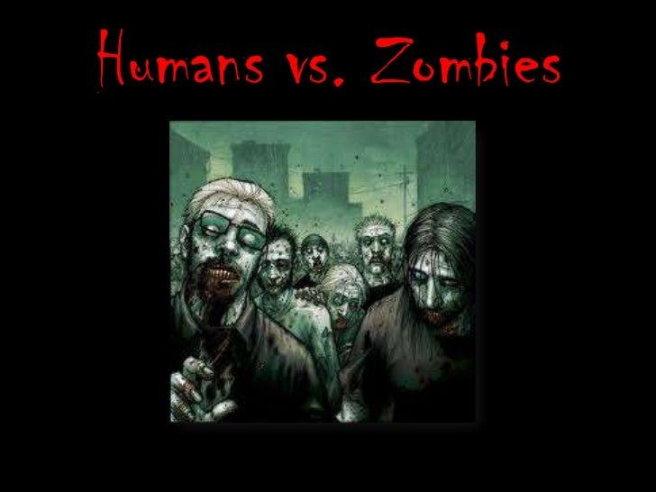 Humans vs. Zombies Info