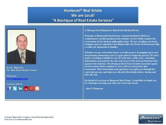 Humasan Real Estate