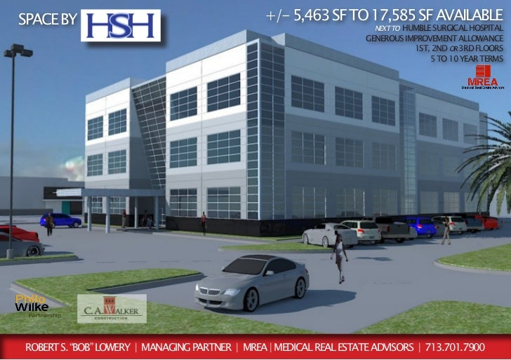 SPACE BY                                        +/- 5,463 SF TO 17,585 SF AVAILABLE                                       ...