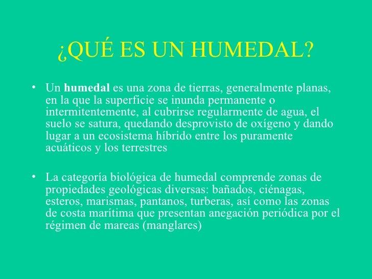 Humedal Blog