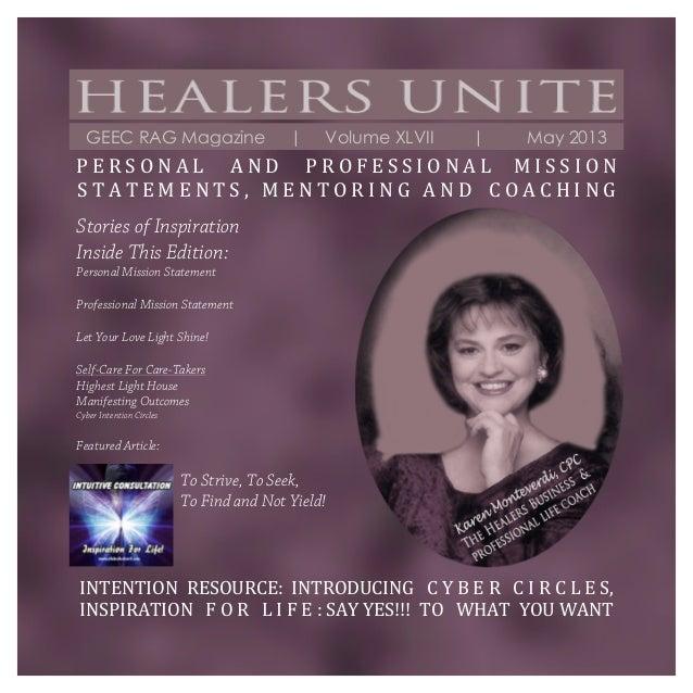 Healers Unite Magazine
