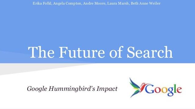 Google Hummingbird's Impact on the Future of Search