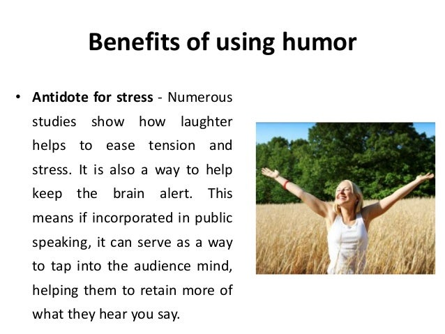 The art of using humor in public speaking for Farcical define