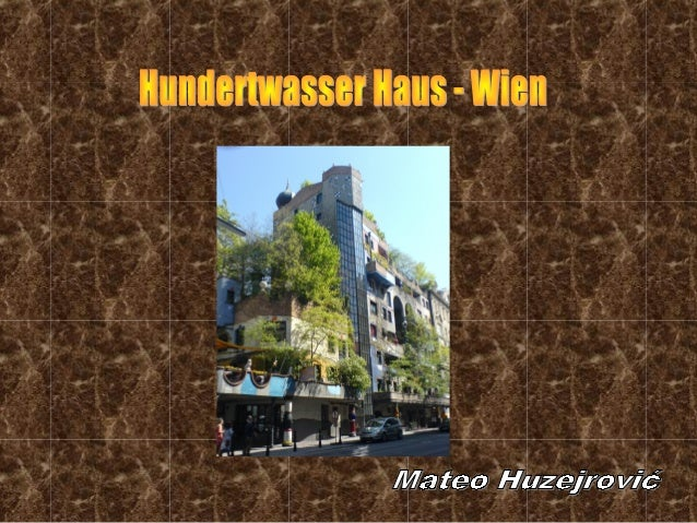 Hundertwasser - Mateo Huzejrović