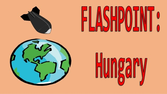 Hungary is a country located in Eastern Europe. It was also one of the main flashpoints at the start of the Cold War.