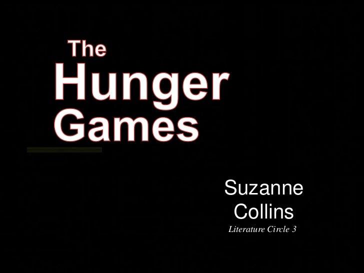 Suzanne CollinsLiterature Circle 3