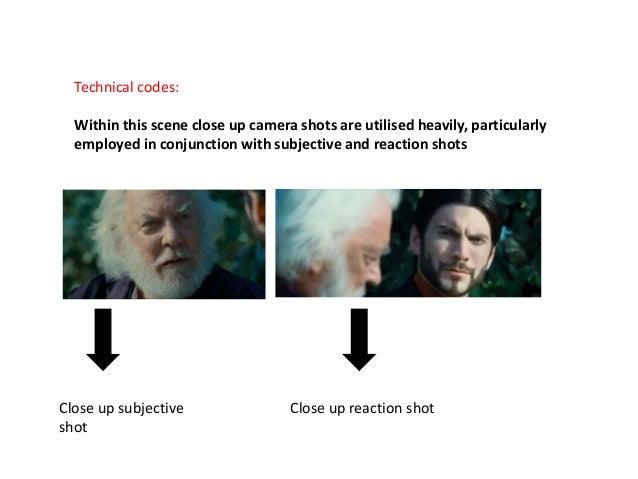 Good film scene to do a film analysis on?