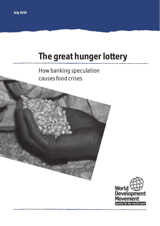 Hunger lottery report 6.10