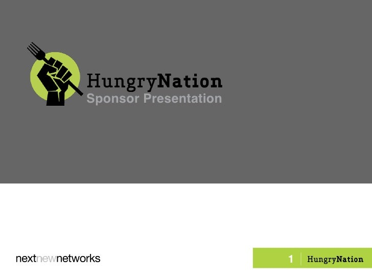 Hungry Nation 090309 Pdf
