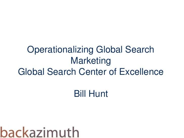 Hunt global search-coe_v3