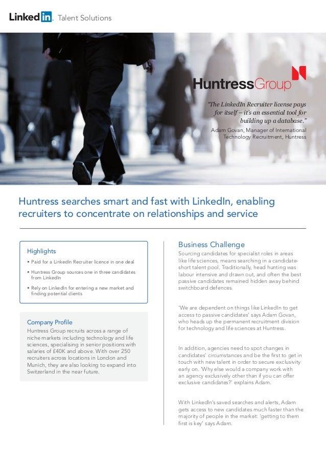Huntress Group (UK)