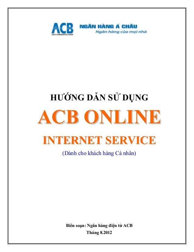 ACB guide - bao18.net