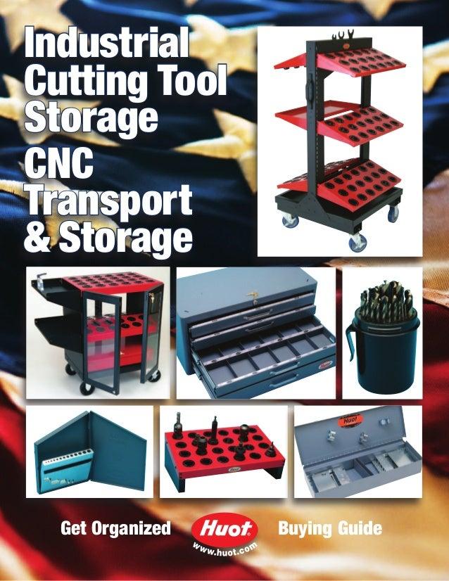 Huot Cutting Tool Storage Catalog