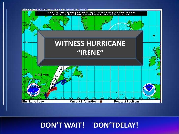Hurricane irene1(slideshare)