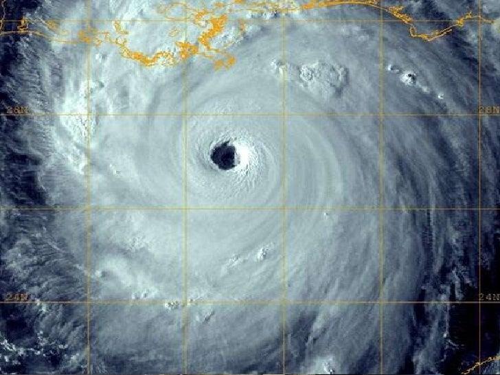 Hurricane Katrina Coverage By Brittany, Lauren, Lindsay, Meredith & Spencer