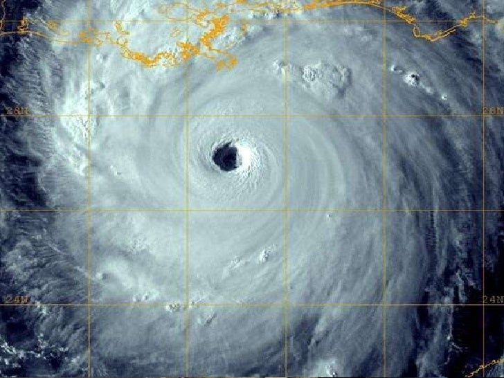 Hurricane katrina group presentation