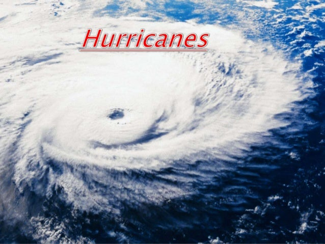A hurricane is a tropicalstorm with heavy rain, galeforce winds and even snow.