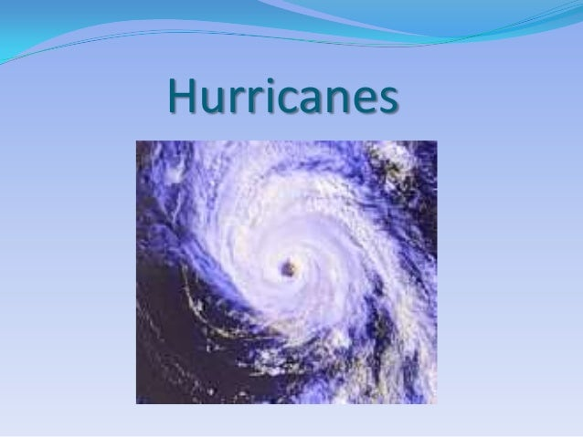 Hurricanes cscope with video clips