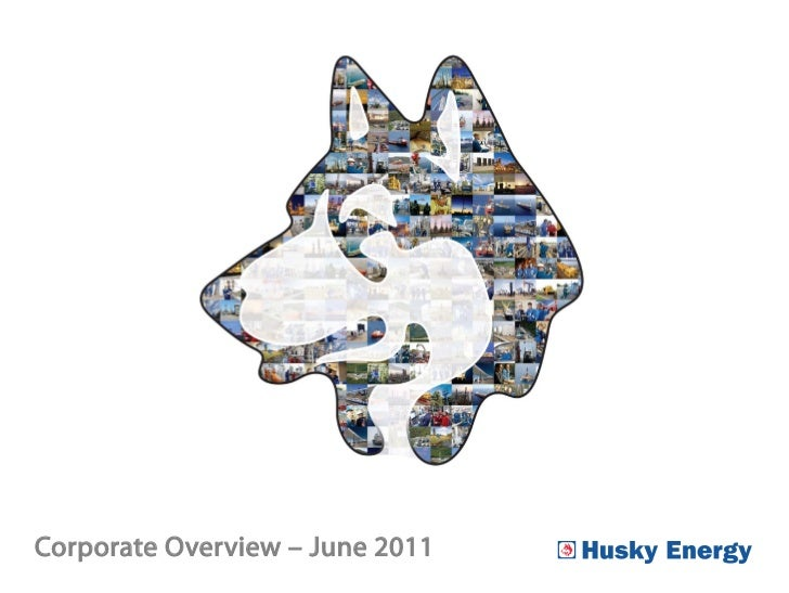 Corporate Overview – June 2011