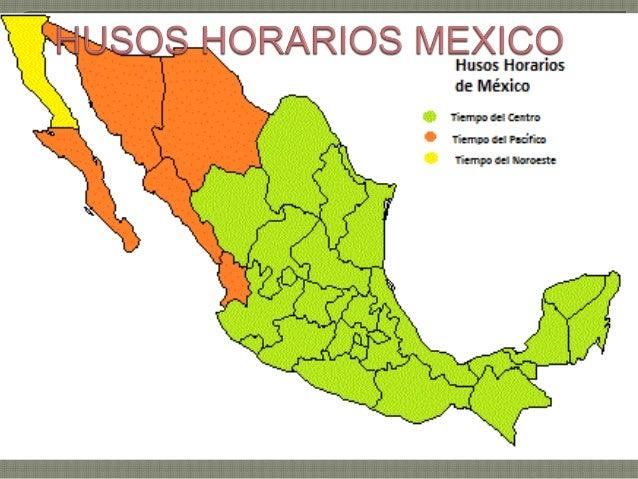 En México se utiliza el Tiempo Universal Coordinado, UTC, escala  de tiempo virtual para propósitos científicos, pues no e...