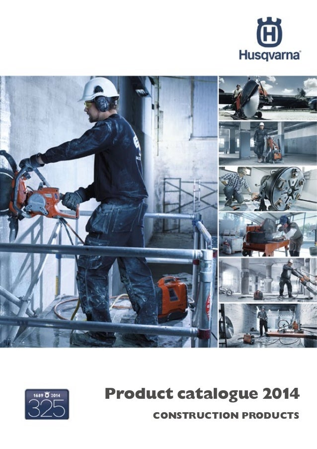 CONSTRUCTION PRODUCTS Product catalogue 2014