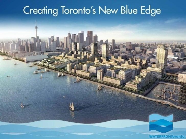 William Hutchison - Creating Toronto's New Blue Edge