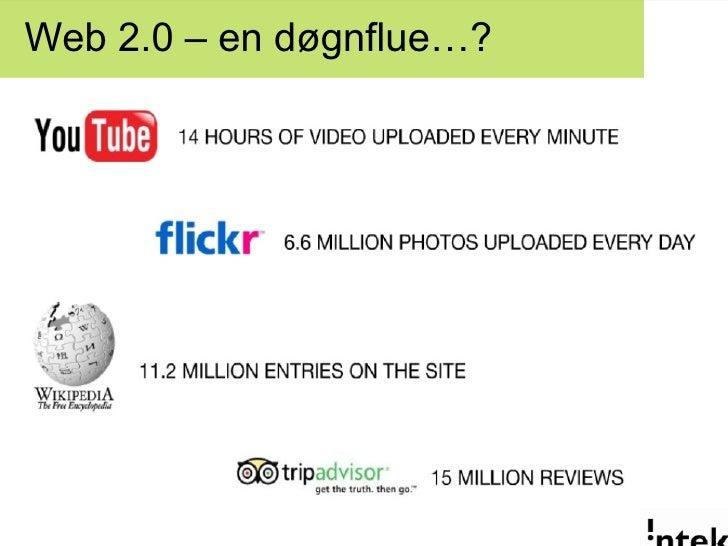 Web 2.0 – en døgnflue…?