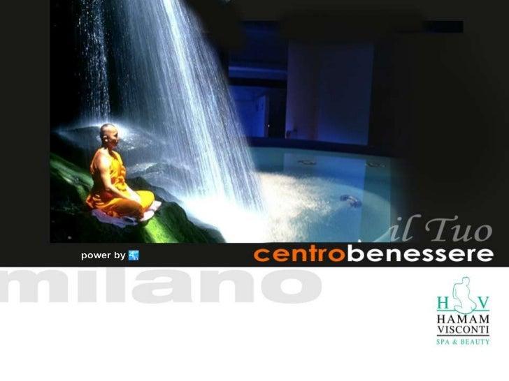 Hamam Visconti centro benessere