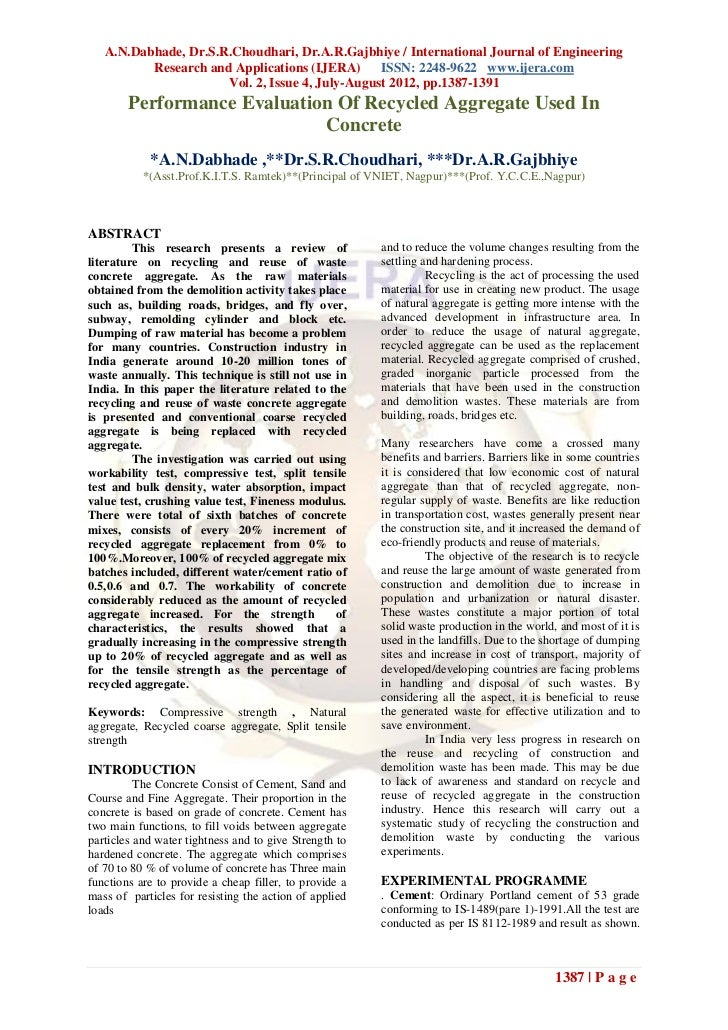 A.N.Dabhade, Dr.S.R.Choudhari, Dr.A.R.Gajbhiye / International Journal of Engineering          Research and Applications (...