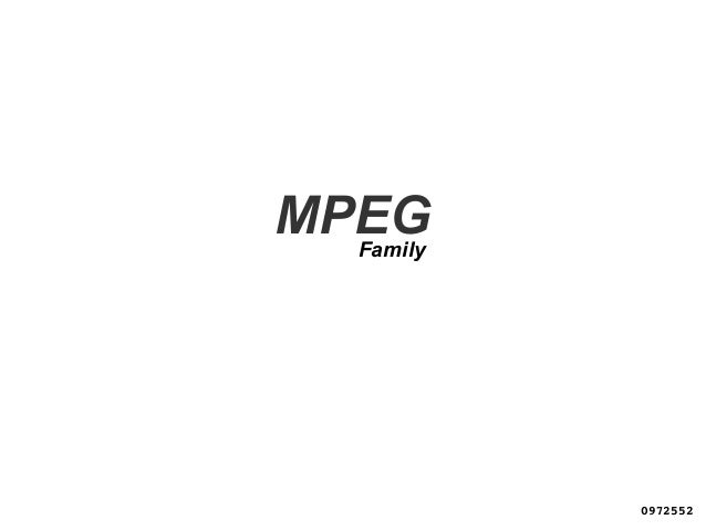 0972552 MPEGFamily