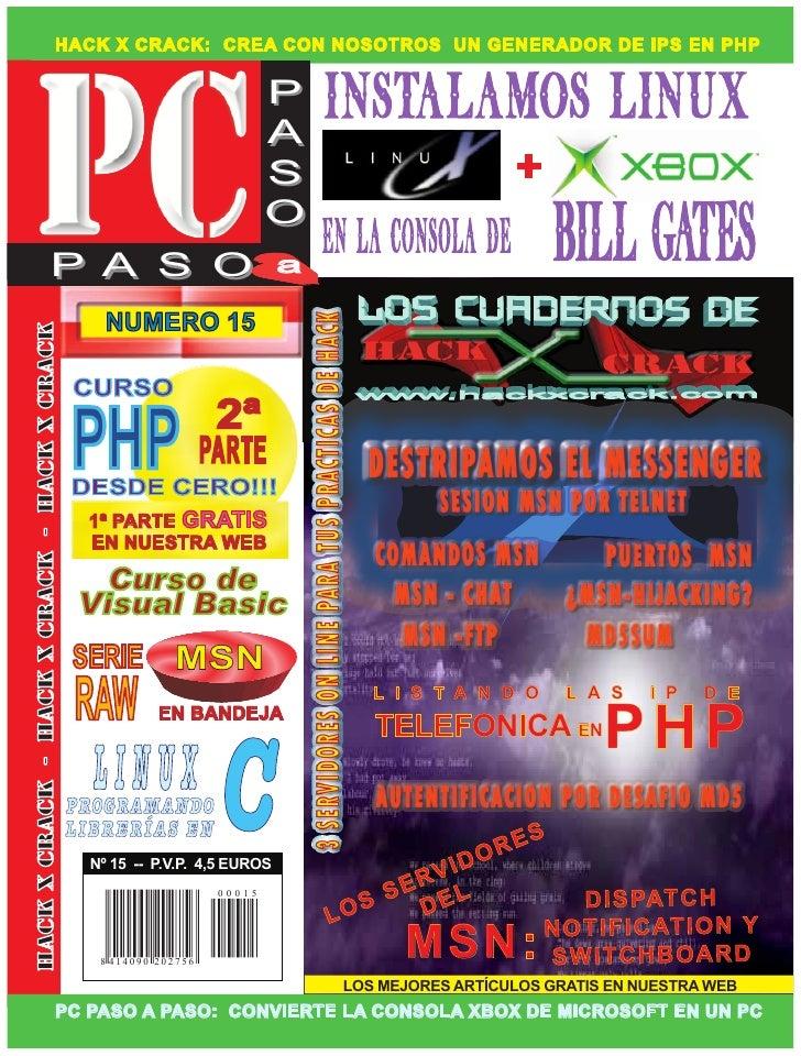 HACK X CRACK: CREA CON NOSOTROS UN GENERADOR DE IPS EN PHP                                P                               ...