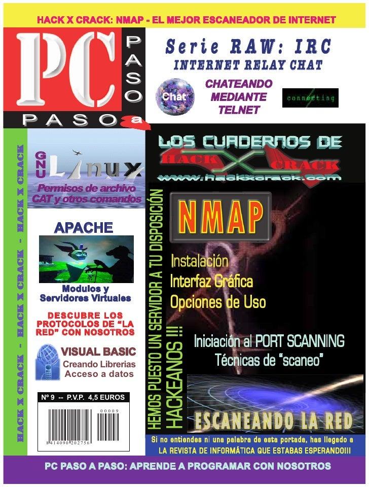 HACK X CRACK: NMAP - EL MEJOR ESCANEADOR DE INTERNET                                                                      ...
