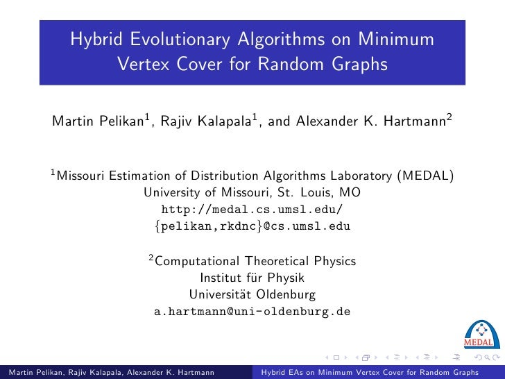 Hybrid Evolutionary Algorithms on Minimum Vertex Cover for Random Graphs