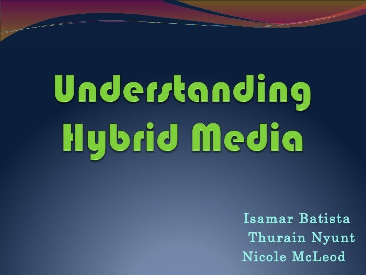 Hybrid.media